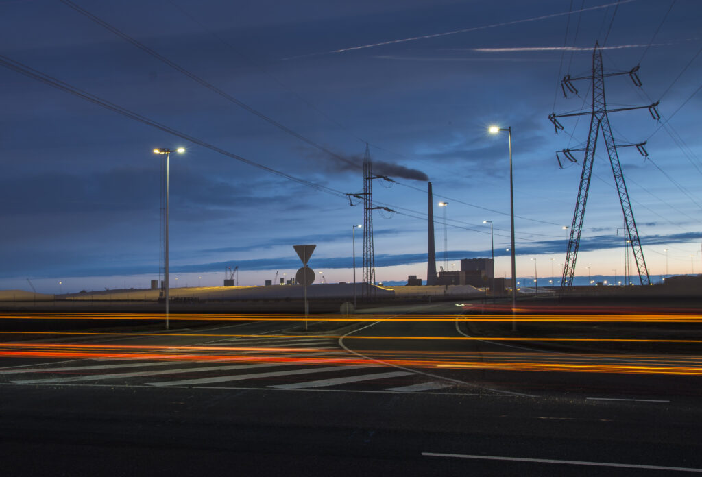 projektering af belysningsanlæg